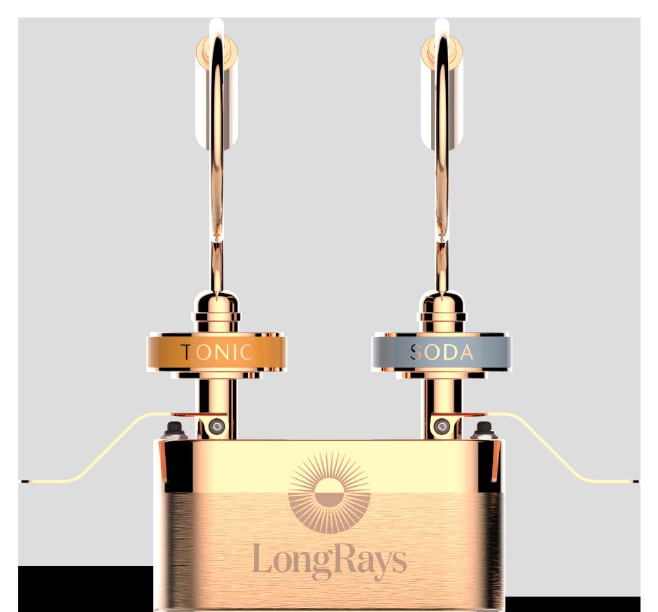 Long Rays Fountain
